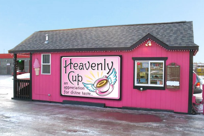 Heavenly Cup Coffee